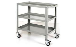Carrelli luoni sistem for Piani di garage rv con officina